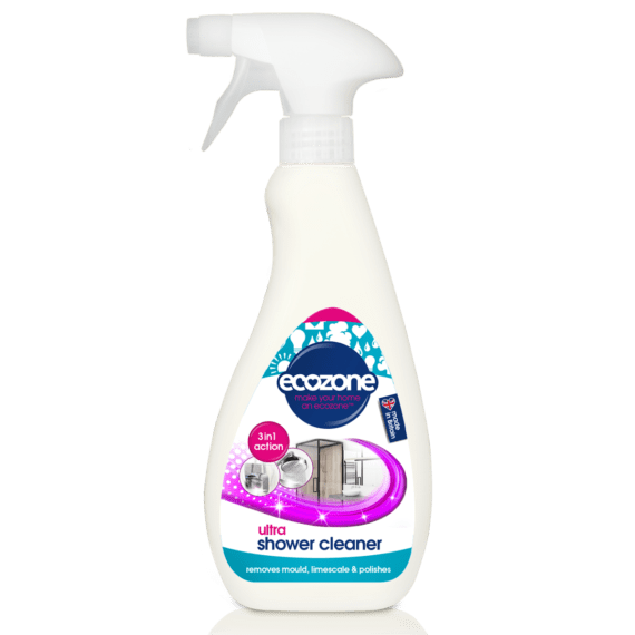 Ecozone Ultra Shower Cleaner
