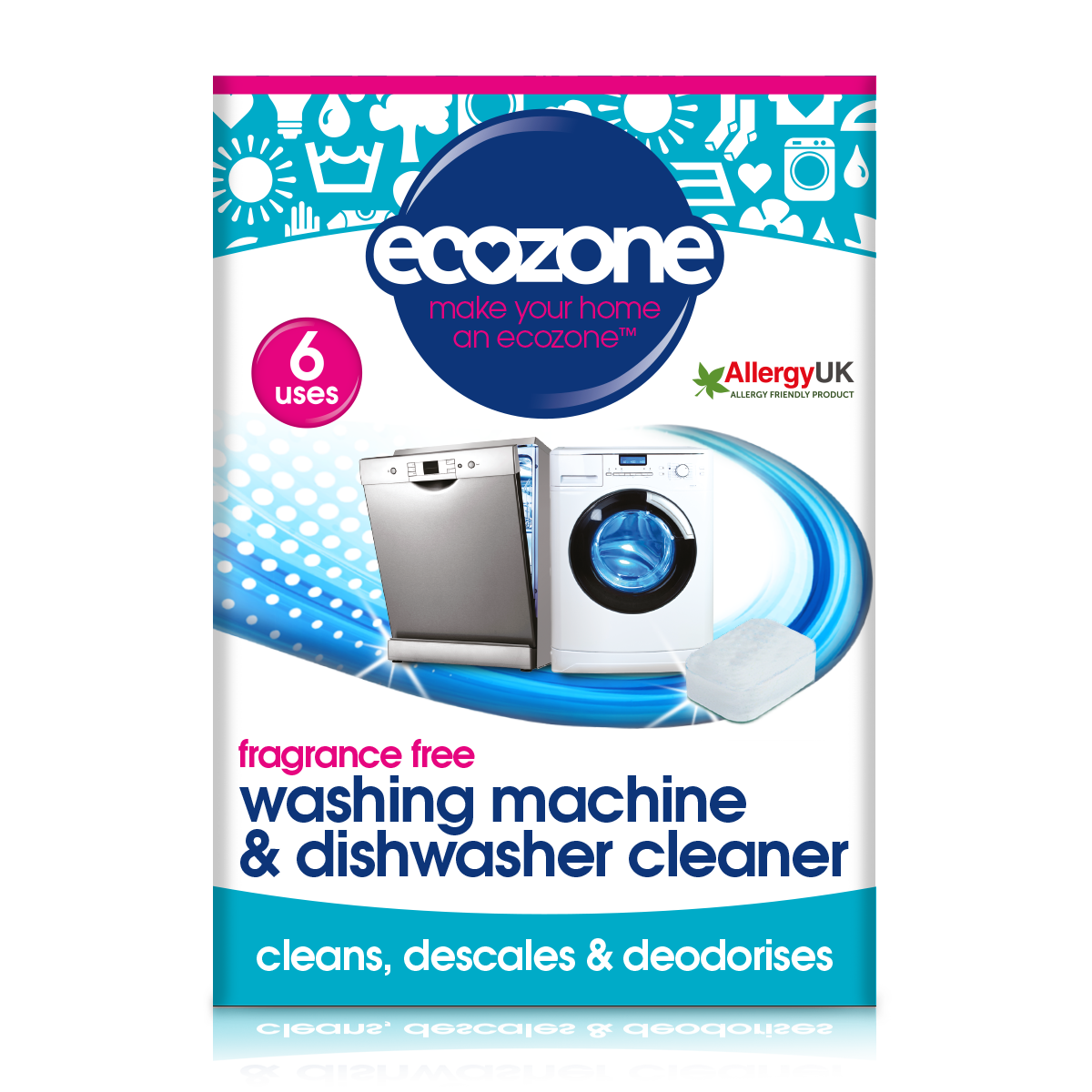 Washing Machine Descaler Ecozone Solutions Products Official