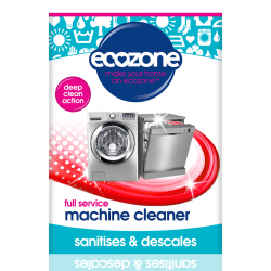 Ecozone Machine Cleaner