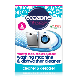 Ecozone Washing Machine Dishwasher Cleaner