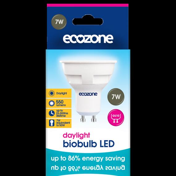 Ecozone LED GU10 7W Biobulb