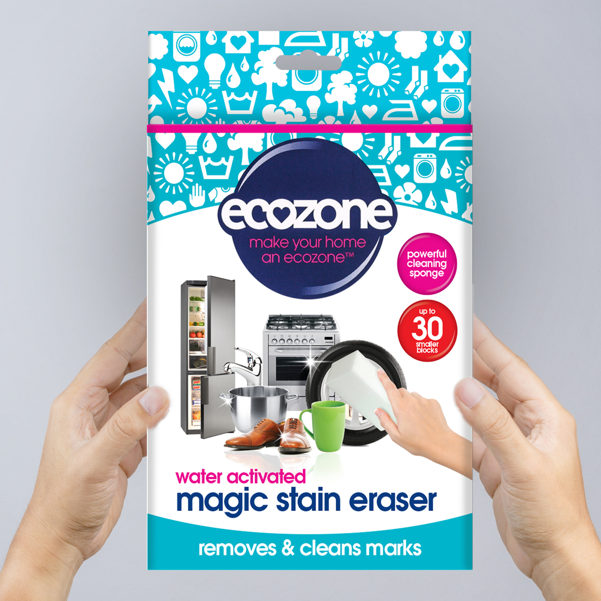Magic Stain Eraser Ecozone Cleaning Products Official