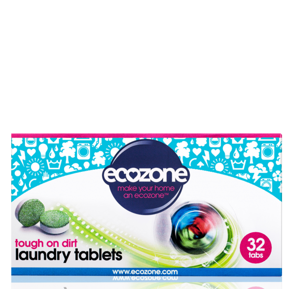 Ecozone Laundry Tablets Bio