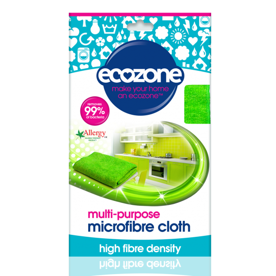 Ecozone Microfibre Cloth