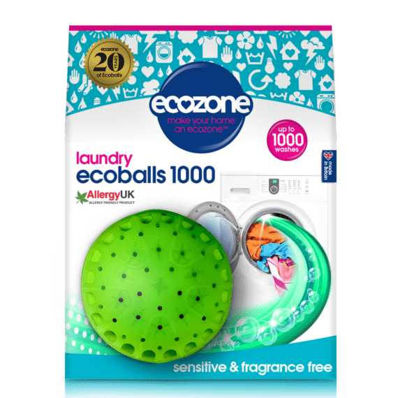 Ecozone Ecoballs Laundry Alternative
