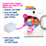 Ecozone Brightening Tablets 12 Tabs