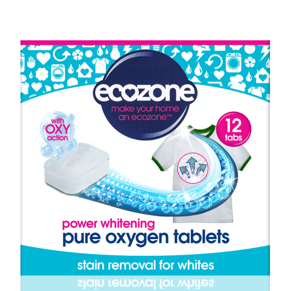 Ecozone Laundry Whitener Tablets