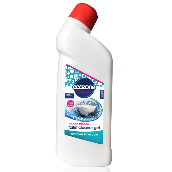 Ecozone's Ocean Breeze Toilet Cleaner