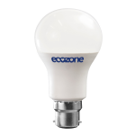 Ecozone LED B22 14 Watts Biobulb out of pack