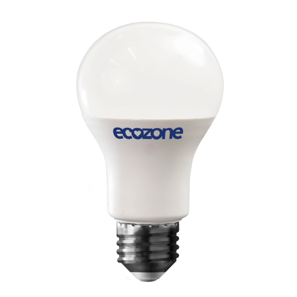 Ecozone E27 LED 14 Watts Daylight Biobulb out of pack