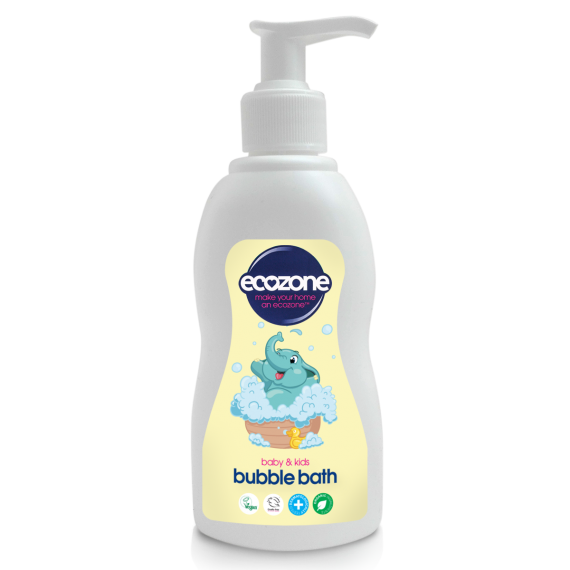 Ecozone Baby Bubble Bath