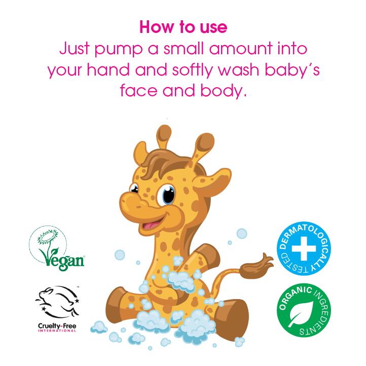 Ecozone Baby Body Wash