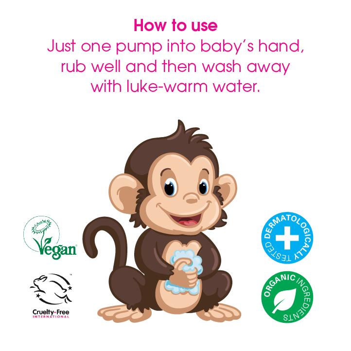 Ecozone Baby Hand Wash