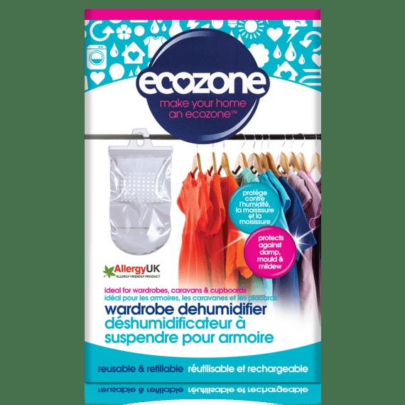Ecozone déshumidificateur à suspendre pour armoire