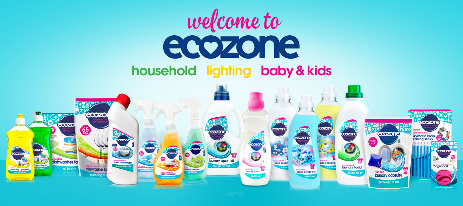 Ecozone Official Home Banner