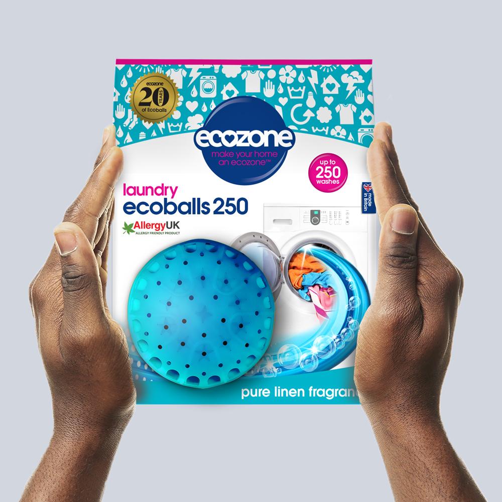 Ecozone Ecoball 1000 washes