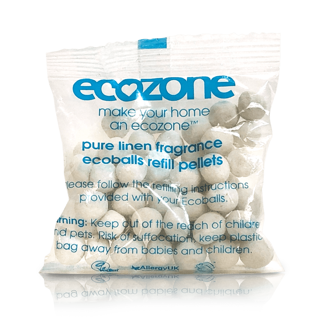 Ecoballs Refills Pure Linen Out Of Pack
