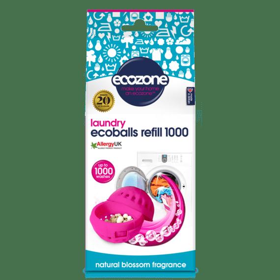 Ecozone Ecoballs Refills Natural Blossom