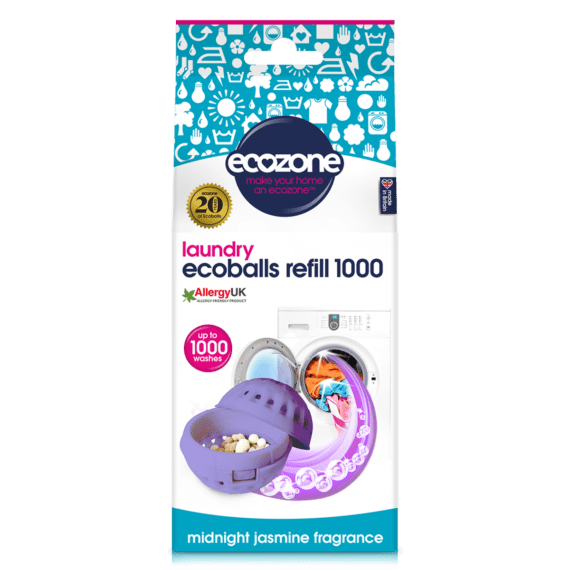 Ecoballs Refills Midnight Jasmine Fragrance