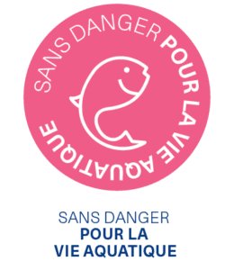 sans danger pour la vie aquatique
