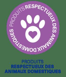 produits respectueux des animaux domestiques