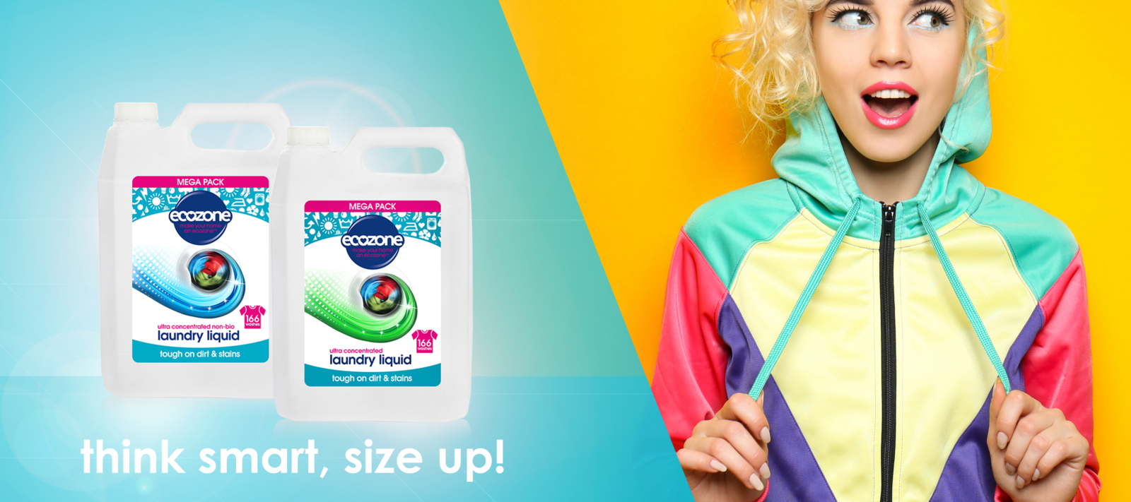 OFFICIAL home of Ecozone laundry liquids