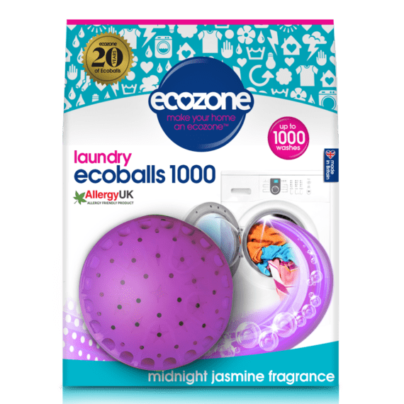 Ecozone Ecoballs Midnight Jasmine Fragrance