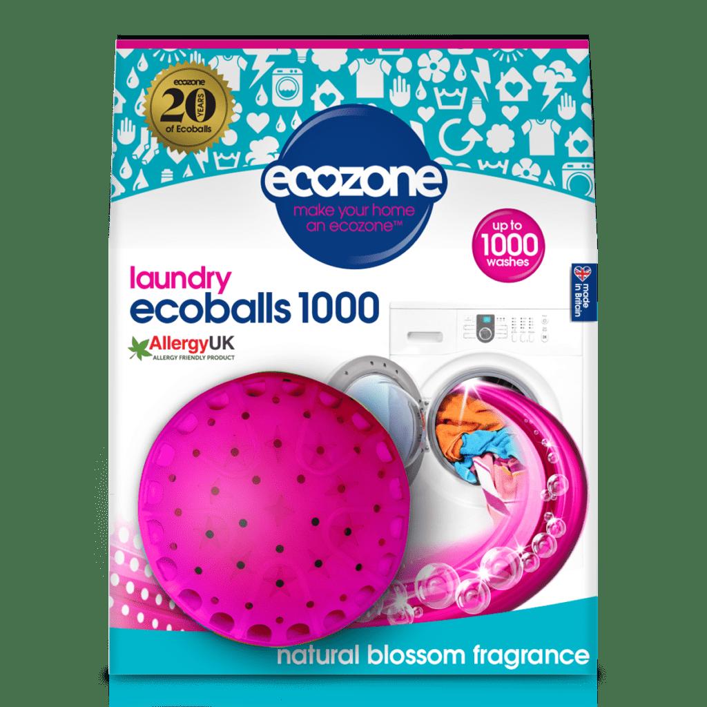 QVC Ecozone Ecoballs Natural Blossom Fragrance