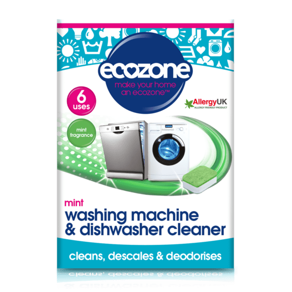 Ecozone Washing Machine Descaler Mint