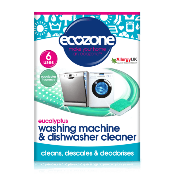 Ecozone Washing Machine Descaler Eucalyptus