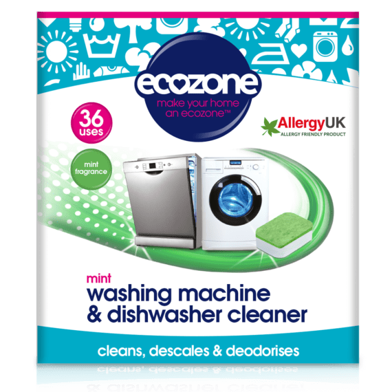 Washing Machine Descaler 36 Mint