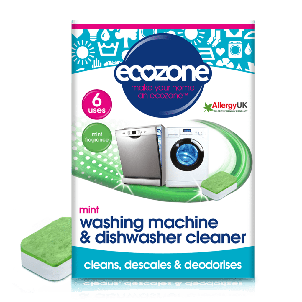 Ecozone washing machine & dishwasher mint tablets