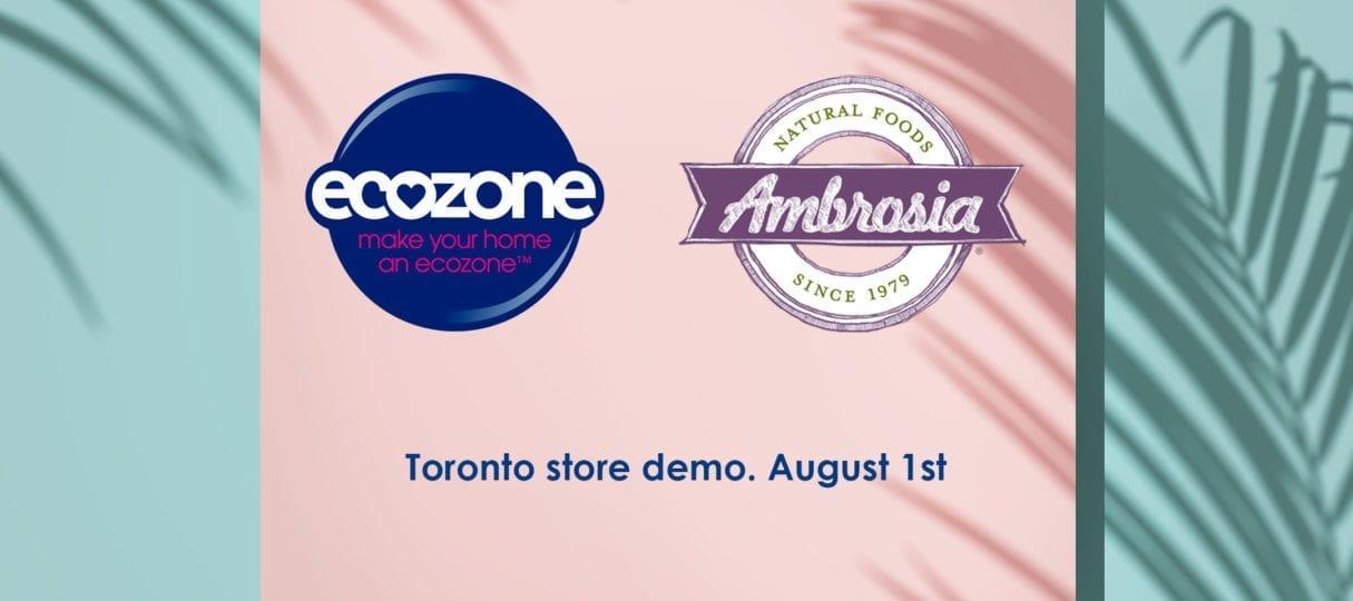 Ecozone Locations Toronto