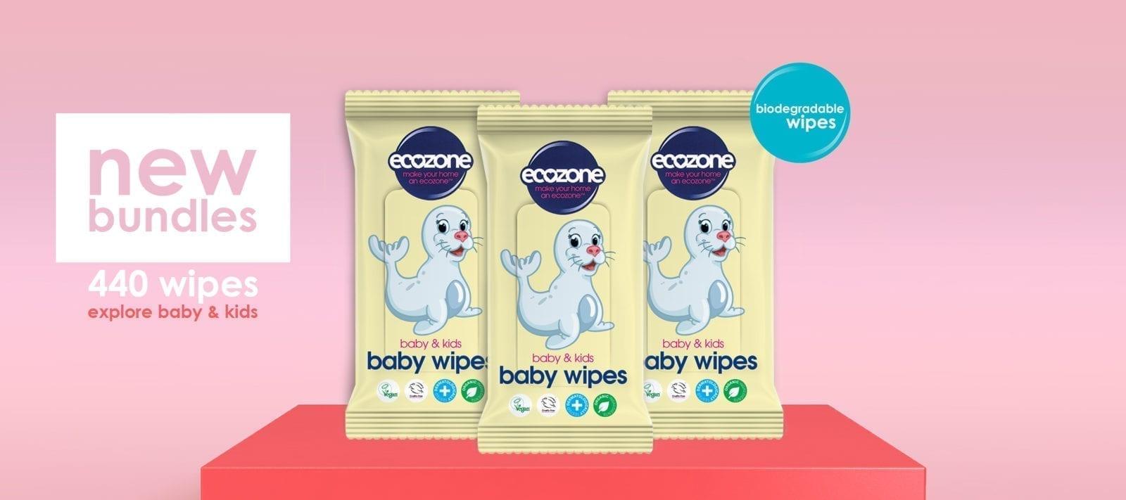 Ecozone Baby Wipes