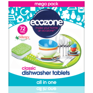 Sustainable Christmas Dishwashing Tablets