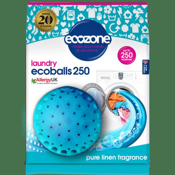 Ecozone Ecoballs 250 pure linen