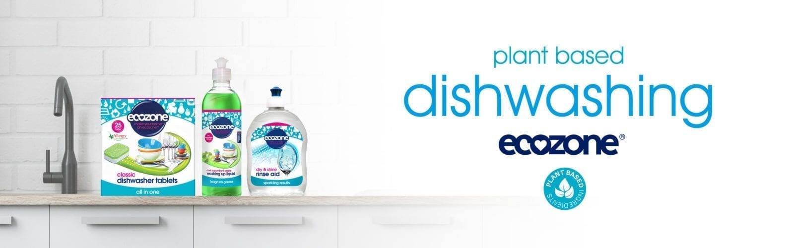 Natural Cleaning Products Dishwashing Ecozone