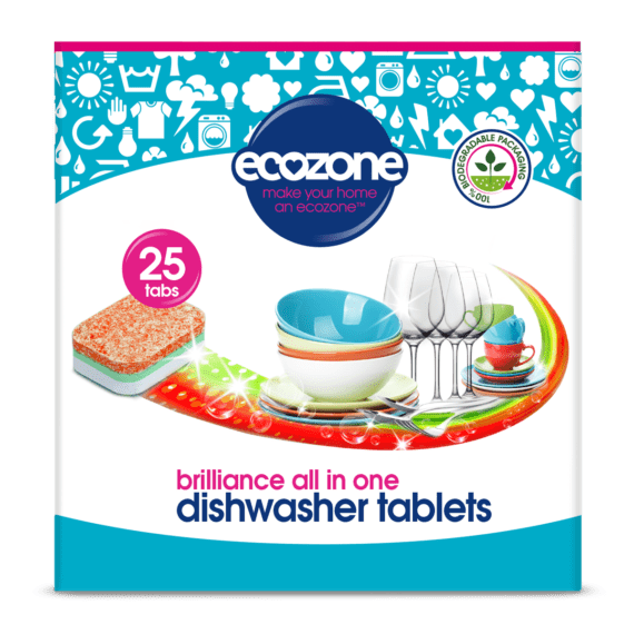 Ecozone Dishwasher tablets