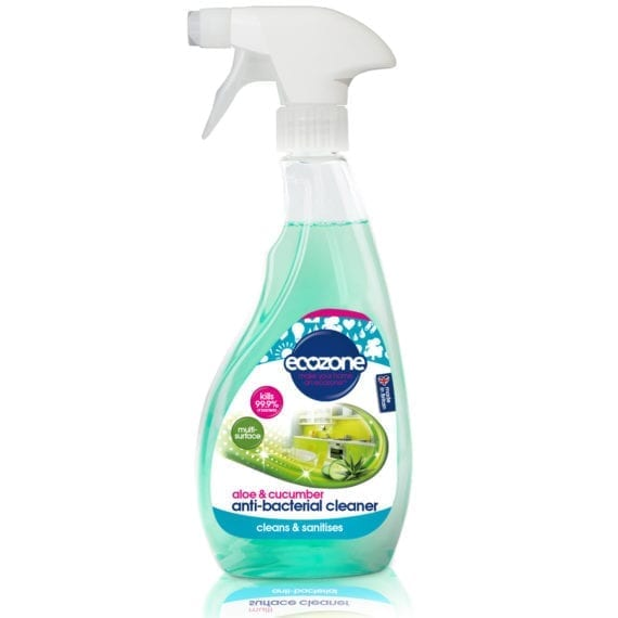 Ecozone Surface cleaner anti-bacterial
