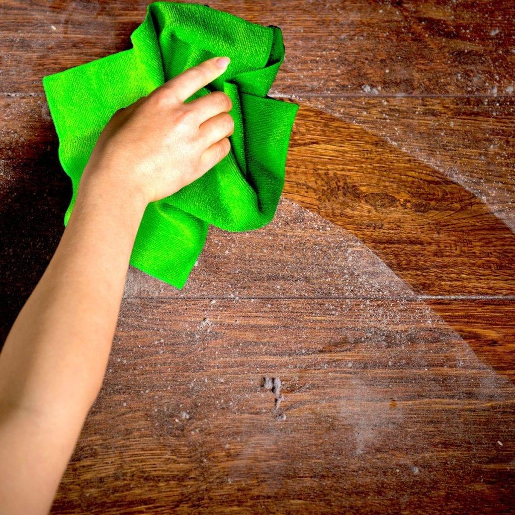 Ecozone Product almond wood polish