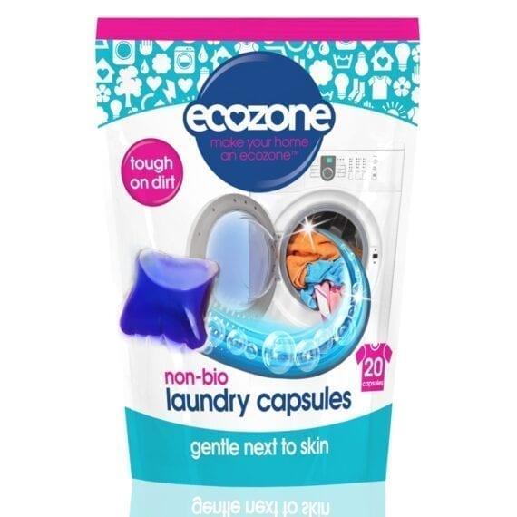 Ecozone Products Laundry capsules