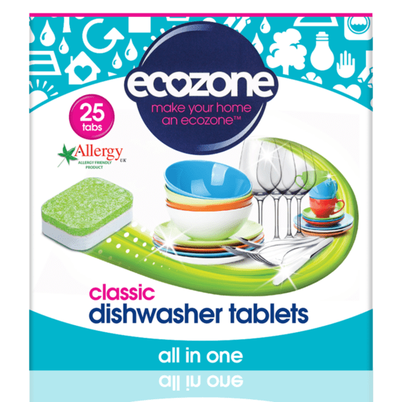 Tablettes lave-vaisselle Ecozone Products 25