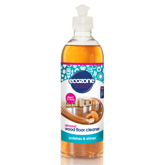 Ecocone Products Wood floor cleaner almond