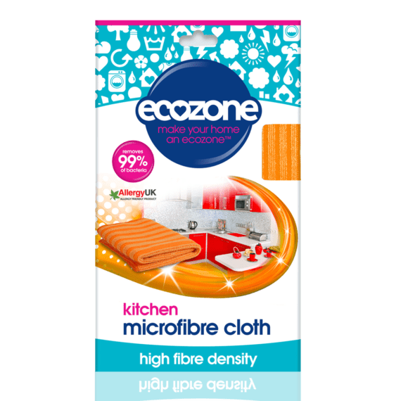 Ecozone Products Microfiber cloth bundle