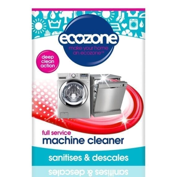 Ecozone Full service machine cleaner