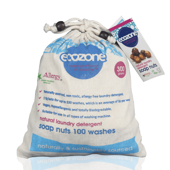 Ecozone Products Soap Nuts 300G