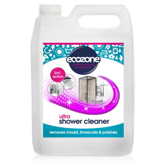 Ecozone Products Ultra shower cleaner 2L