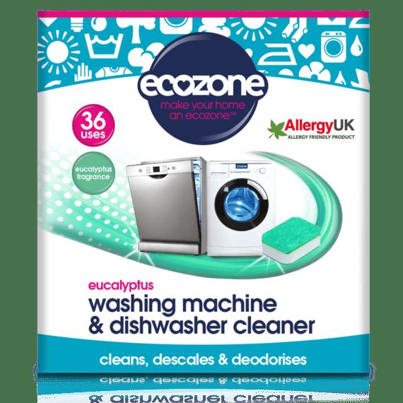 Ecozone Products washing machine cleaner 36 eucalyptus