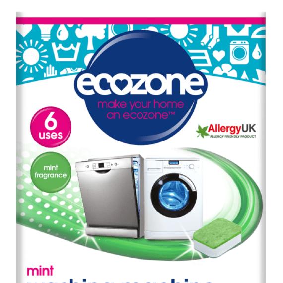 Ecozone Products washing machine & dishwasher cleaner