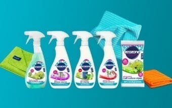antibacterial cleaning